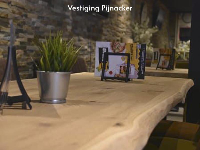 Misterkebab vestiging Pijnacker - Binnenkant van het restaurant
